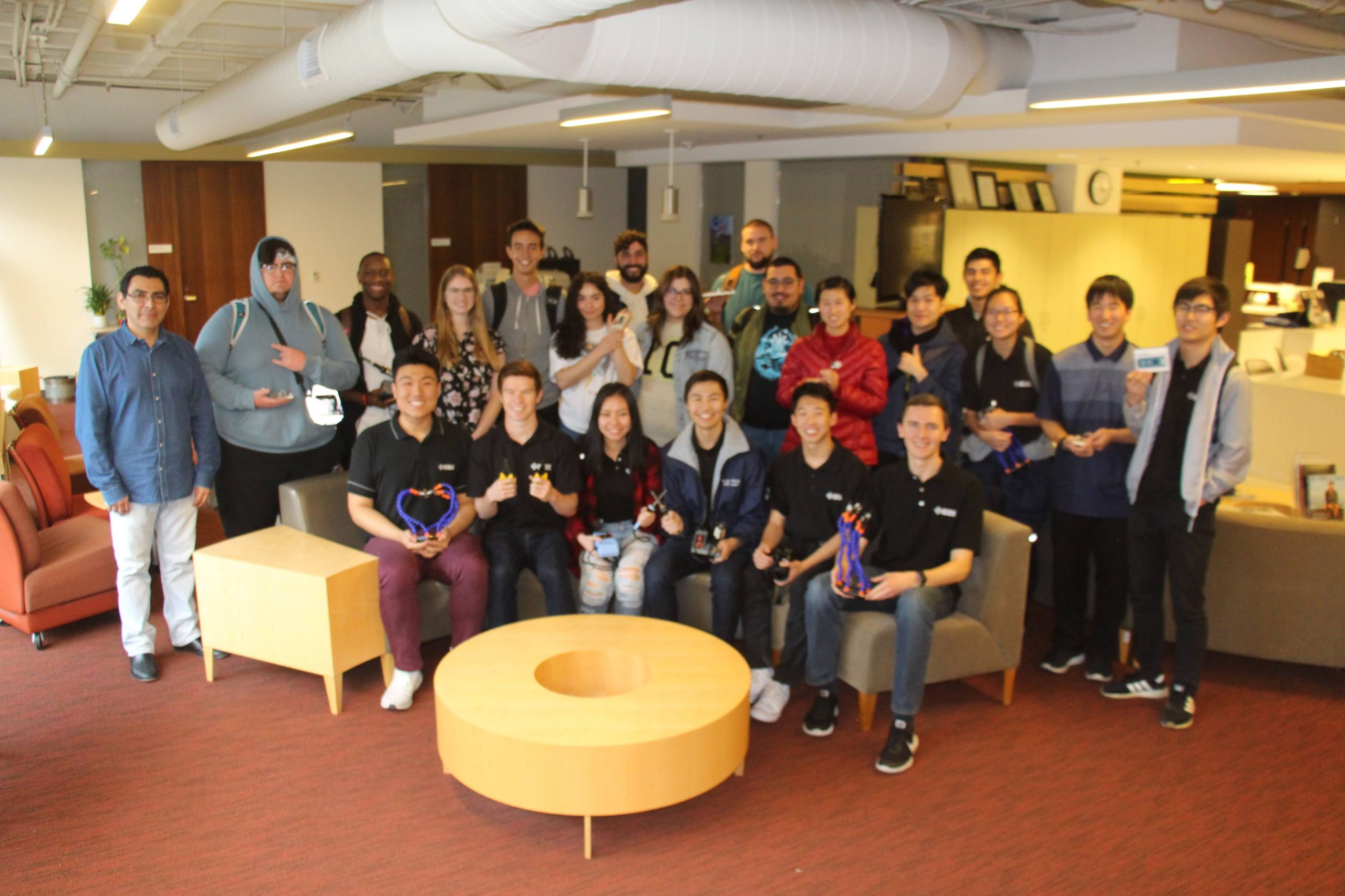 Engineering Students at El Camino College