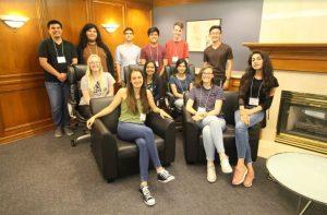 Transfer Student Summer Research Program 2018
