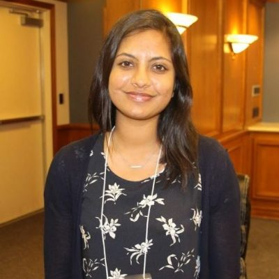 </p> <p>My name is Adiba Majumder and I am majoring in Civil Engineering. I graduated from El Camino Community College Spring of 2018 with an Associate's in Science, Physics, Mathematics and Chemistry. I will be attending UC Irvine Fall of 2018 as a junior transfer student.</p> <p>As a member of UCLA's Transfer Student Summer Research Program summer of 2018, I have been fortunate enough to conduct research with Dr. Jenny Jay, my faculty advisor, and her three PhD students, Megyn Rugh, Wayne Hung and Victoria Whitener. Our project is on researching Antibiotic-Resistant Gene Formation from Manure. High-density livestock animals are injected with multiple antibiotics, either for growth promotion or therapeutic treatment, and their bodies build up a resistance to the antibiotics. Their waste is then used as fertilizer for crops and agriculture and as a result, allows this resistance to be integrated into the human population. This causes infections, such as Methicillin-Resistant Staphylococcus aurous (MRSA), and other infections to form in our bodies that tend to be untreatable and at times fatal. Antibiotic-Resistant Genes are a global public health epidemic that can only become more and more detrimental.</p> <p>I am hoping to learn more about Bacteria and the dangers of misusing antibiotics. Reading journal articles from distinguished sources also makes me feel like I will be able to gain a stronger understanding of my research topic, which will build my confidence on the subject and my research. I am excited to work with such intelligent and kind people, as well. I hope that this experience will help me figure out my own future plans and aspirations, while also making great connections.</p> <p>On another note, this picture was taken when I found out that I was going to have a nephew July of 2018. I am the youngest in my family and have one older sister, Milie. This will be my parents' first grandchild and my first nephew, so we are all excited to meet the baby boy!</