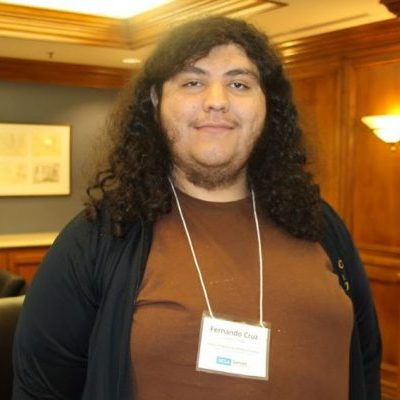 """</p> <p>My name is Fernando Cruz. I'm a 3rd year Computer Science Major at El Camino College.</p> <p>I am working in the Networked and Embedded Systems Lab (NESL) under Mani Srivastava with DLS: Eun Sun Lee and Kevin Zhengxu Xia.</p> <p>The scientific question for this project is """"How can we improve grading homework assignments from an embedded systems class to benefit both the students and the professor?"""" The real-world implications of this topic are that it will make grading these assignments more convenient for both the professor and the students. Grading these assignments manually requires a long set-up, making it difficult to provide good feedback to the students in an objective manner.</p> <p>I hope to get an insight on how research experience is like. This is also good time for me to grow and develop as a person as I get to learn more about what kind of field I would like to pursue and what to avoid.</p> <p>I currently have 3 pet pigeons who have full access to my house.</p> <p>"""