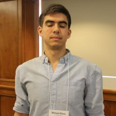 </p> <p>My name is Manuel Rivas, and I am a student at El Camino College. I'm entering my 3rd year.</p> <p>I work at NESL (Network and Embedded Systems Laboratory) under Professor Mani Srivastava. Our project is to work on a website that can automatically grade embedded systems assignments.</p> <p>I hope to become a much better computer scientist and programmer, which, I already feel like I am becoming. I will be able to add many tools under my belt after this is finished.</p> <p>I enjoy going on road trips, playing guitar, and going to the beach if I have time. I'm also a cabinet member of my school's ACM chapter.</p> <p>