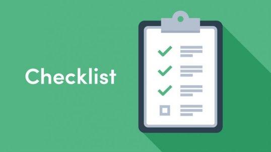 Transfer - New Student Checklist